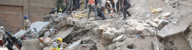 Preparing for B.C.'s 'big one': What Mexico's earthquake is telling experts