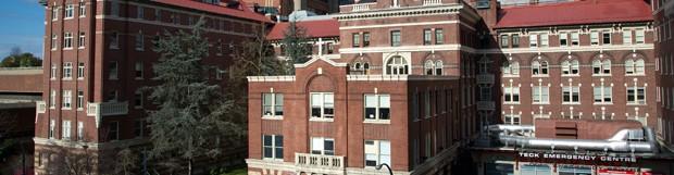 B.C. Earthquake Threatens Vancouver Buildings