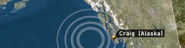 B.C. tsunami warning cancelled after Alaska quake