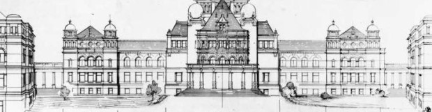Old drawings could assist new earthquake plan at the B.C. Legislature