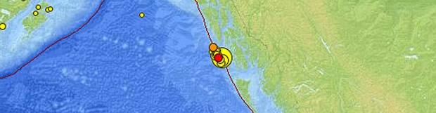 4.7M earthquake strikes off Alaska